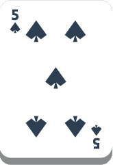 Five of Spades